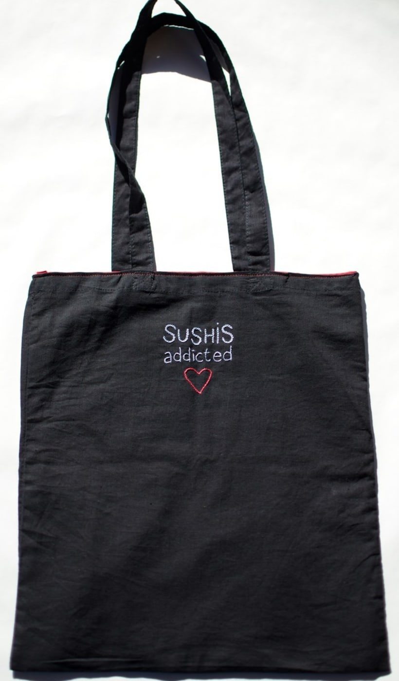 Hand-made embroidered bags 3