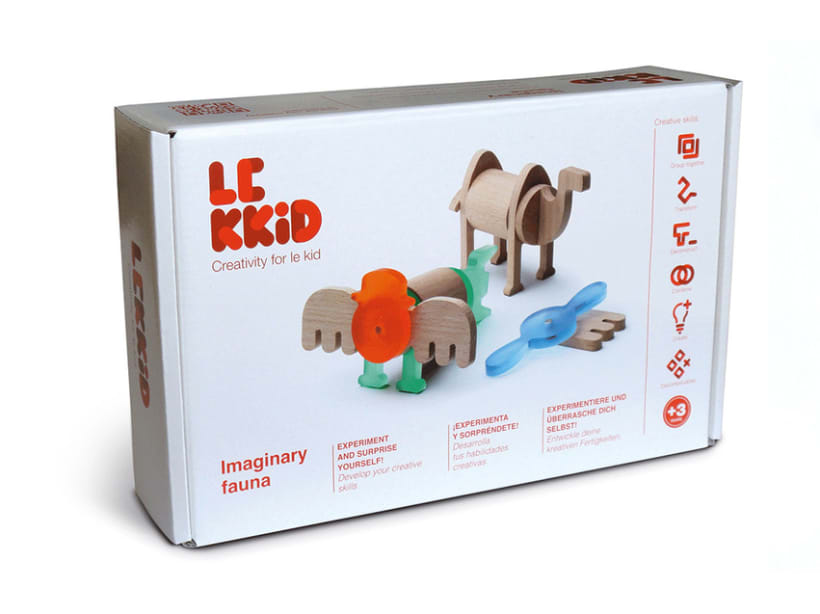 Lekkid - Packaging 0