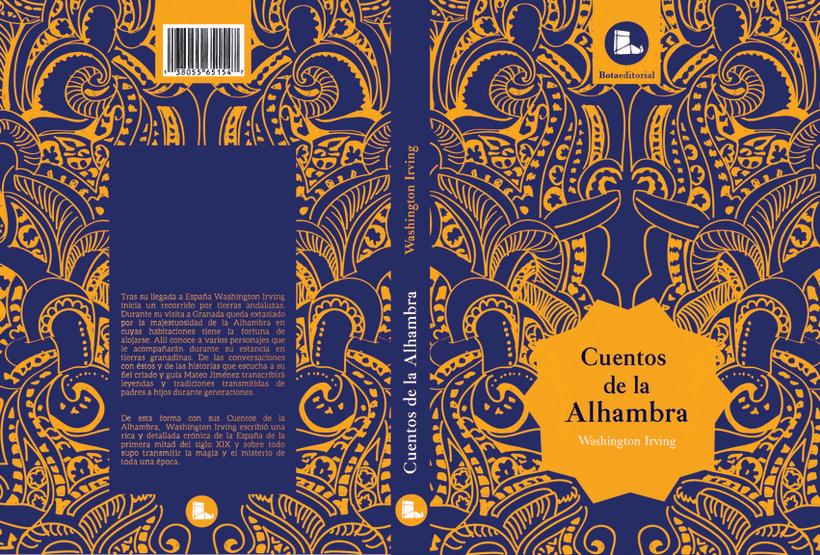 Cuentos de la Alhambra 3