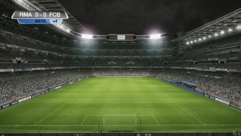 APP REAL MADRID. ON AIR 3