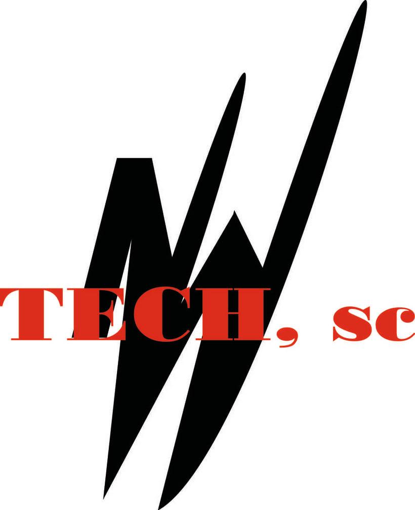 Diseño de logotipo para Nw Tech, S.C -1
