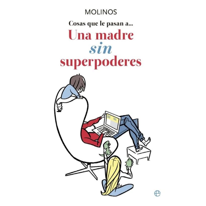 Madre sin superpoderes 3