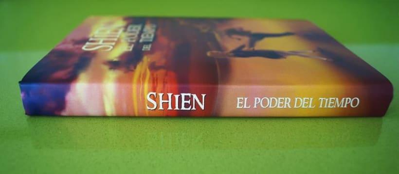 Shien. El poder del tiempo. 1