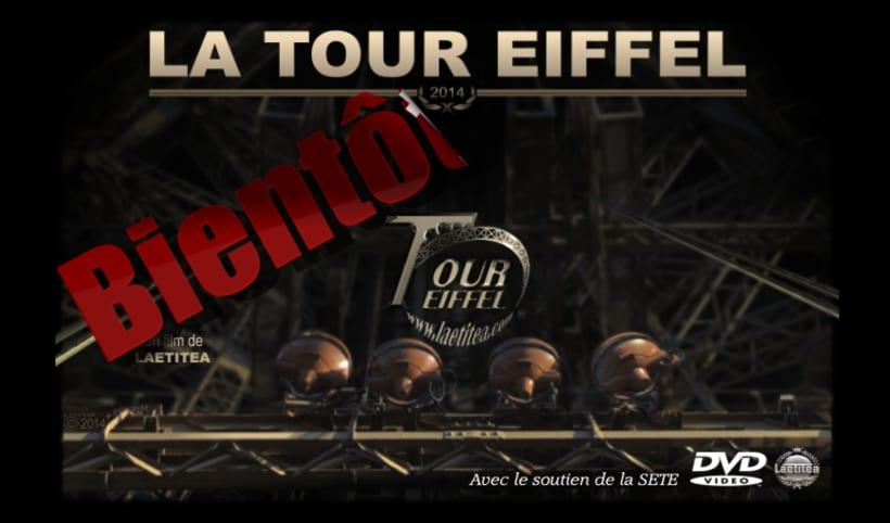 La tour Eiffel (dvd) 0