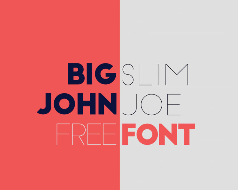 Big John / Slim Joe - Gratis 1