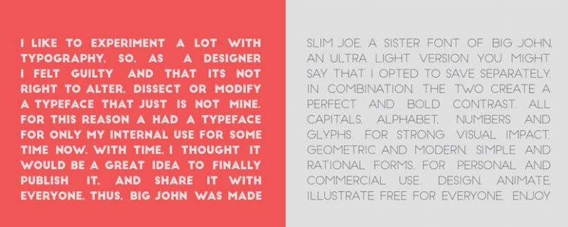 Big John / Slim Joe - Gratis 2