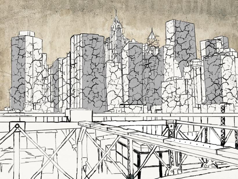 New York bidimensional air space 1