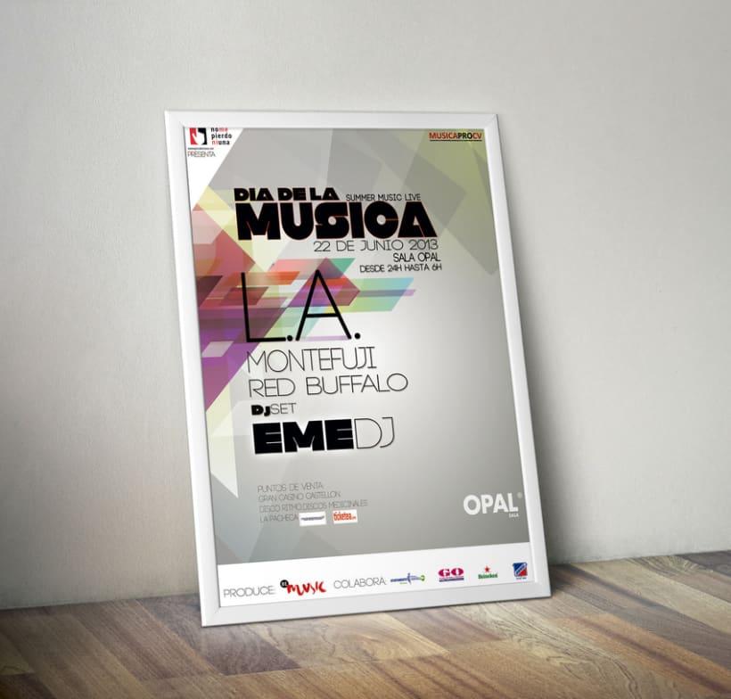 Dia de la Musica Summer Music  1