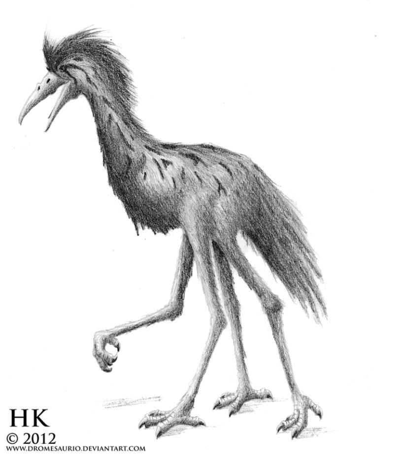 Criaturas a lápiz 2