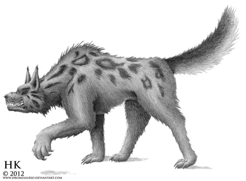 Criaturas a lápiz 4