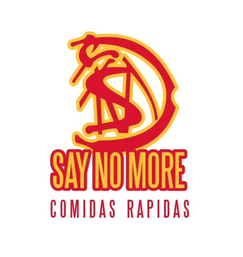 Say No More - Comidas Rápidas 1