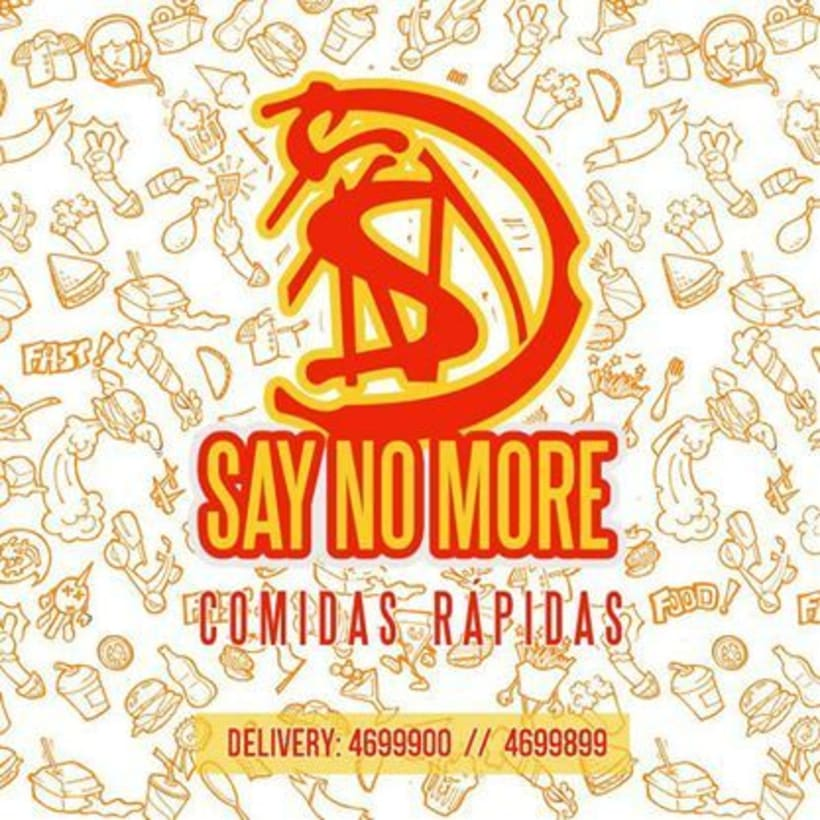 Say No More - Comidas Rápidas 2