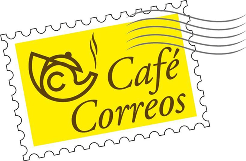 Imagen Corporativa Café Correos 4