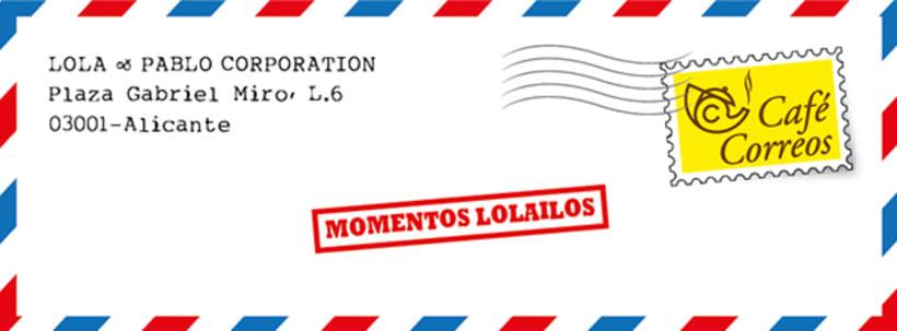 Imagen Corporativa Café Correos 5