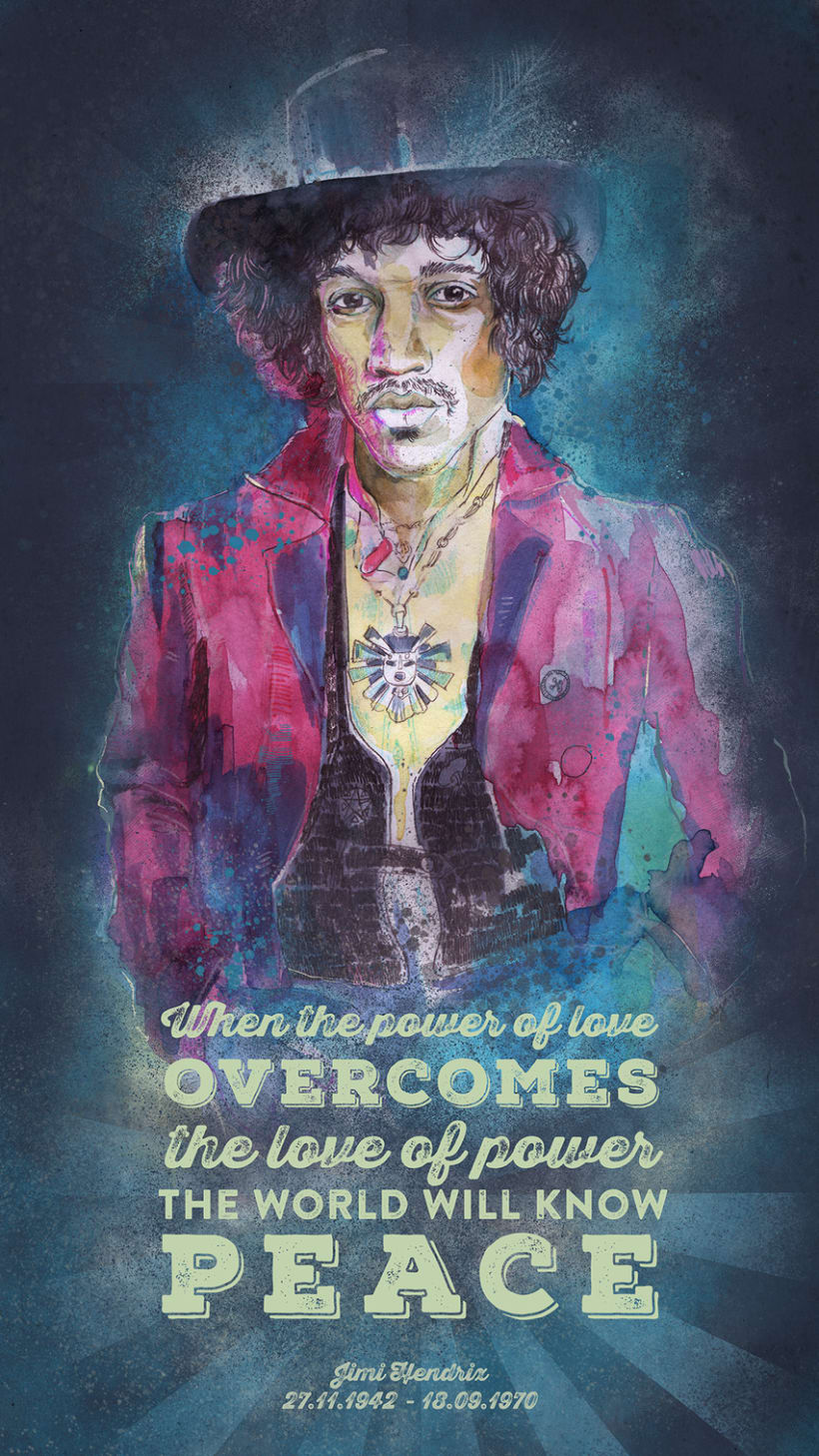 Tributo a Jimi Hendrix 0