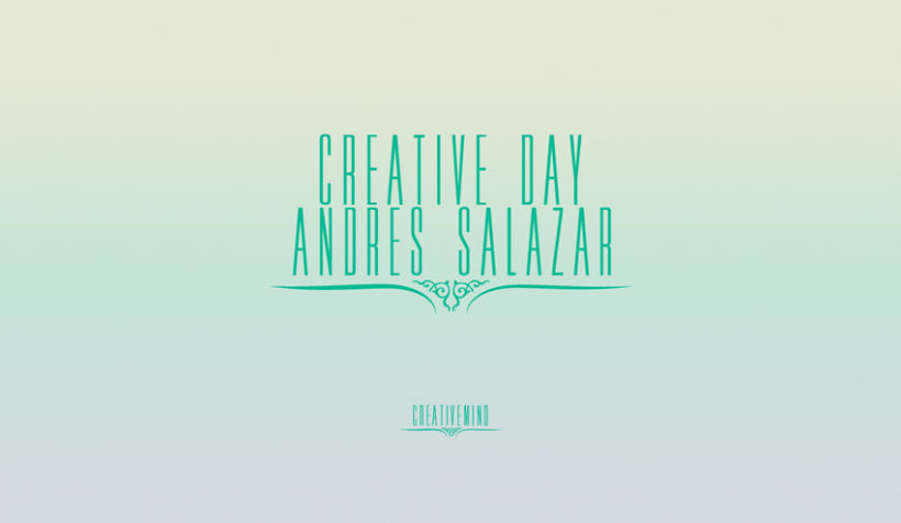 We Love Desing//Creative Day.  0