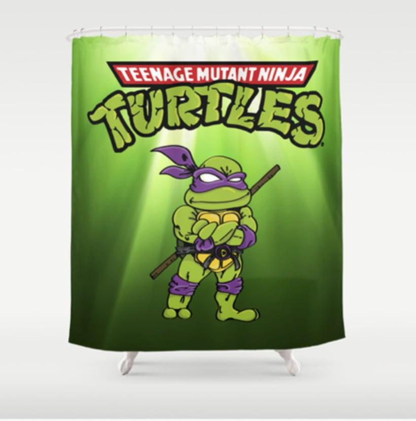 Merchandising Ninja Turtles 0