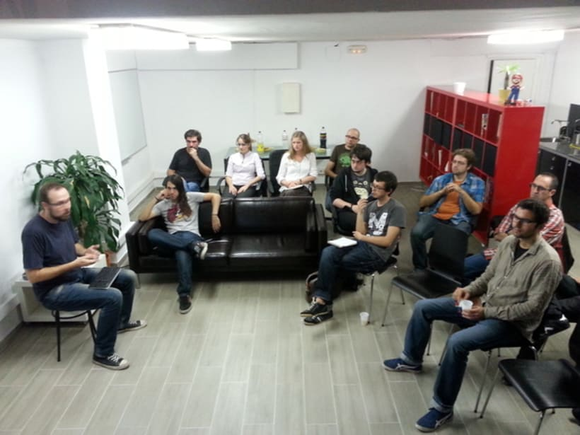 Creación de videojuegos - The House of the Devs - Barcelona (Coworking gratis) 1