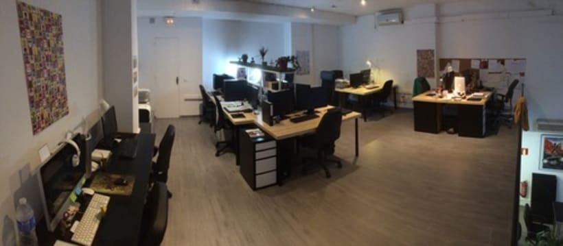 Creación de videojuegos - The House of the Devs - Barcelona (Coworking gratis) 2