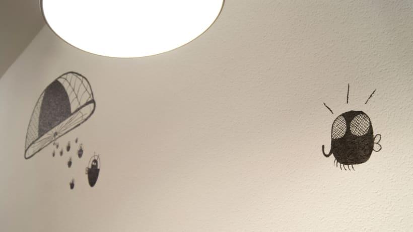 """""""Aliens vs. Insectos"""" para Rana Cowork 2"""