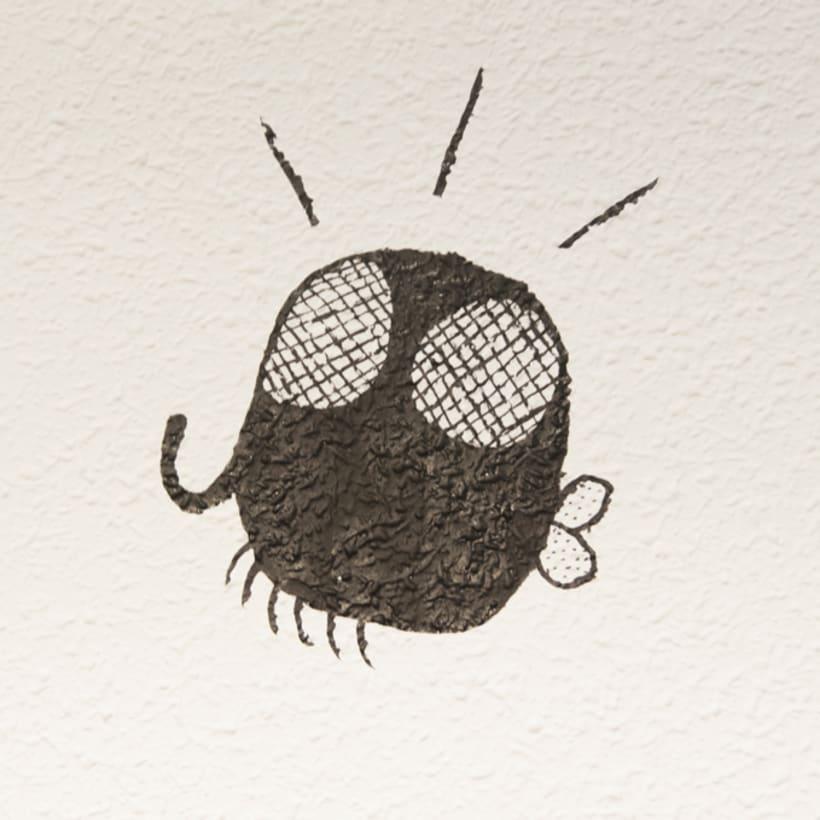 """""""Aliens vs. Insectos"""" para Rana Cowork 3"""
