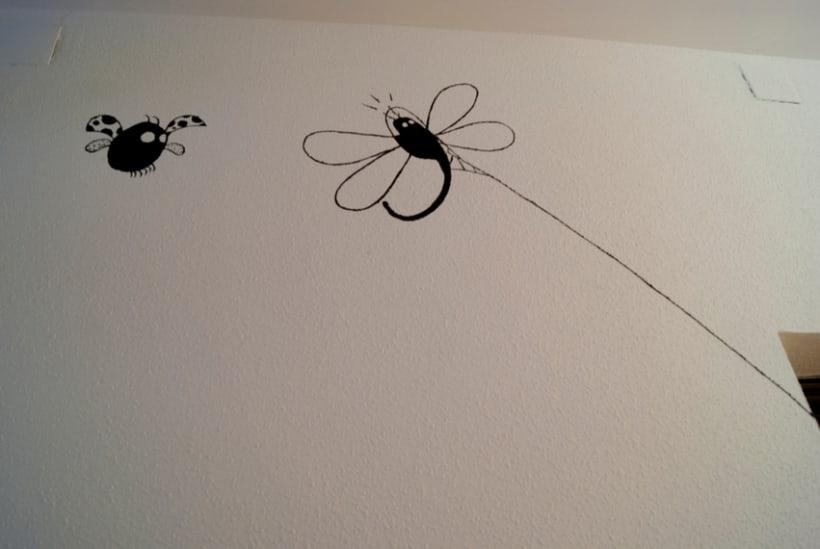 """""""Aliens vs. Insectos"""" para Rana Cowork 13"""