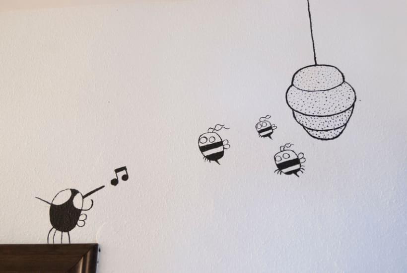 """""""Aliens vs. Insectos"""" para Rana Cowork 18"""