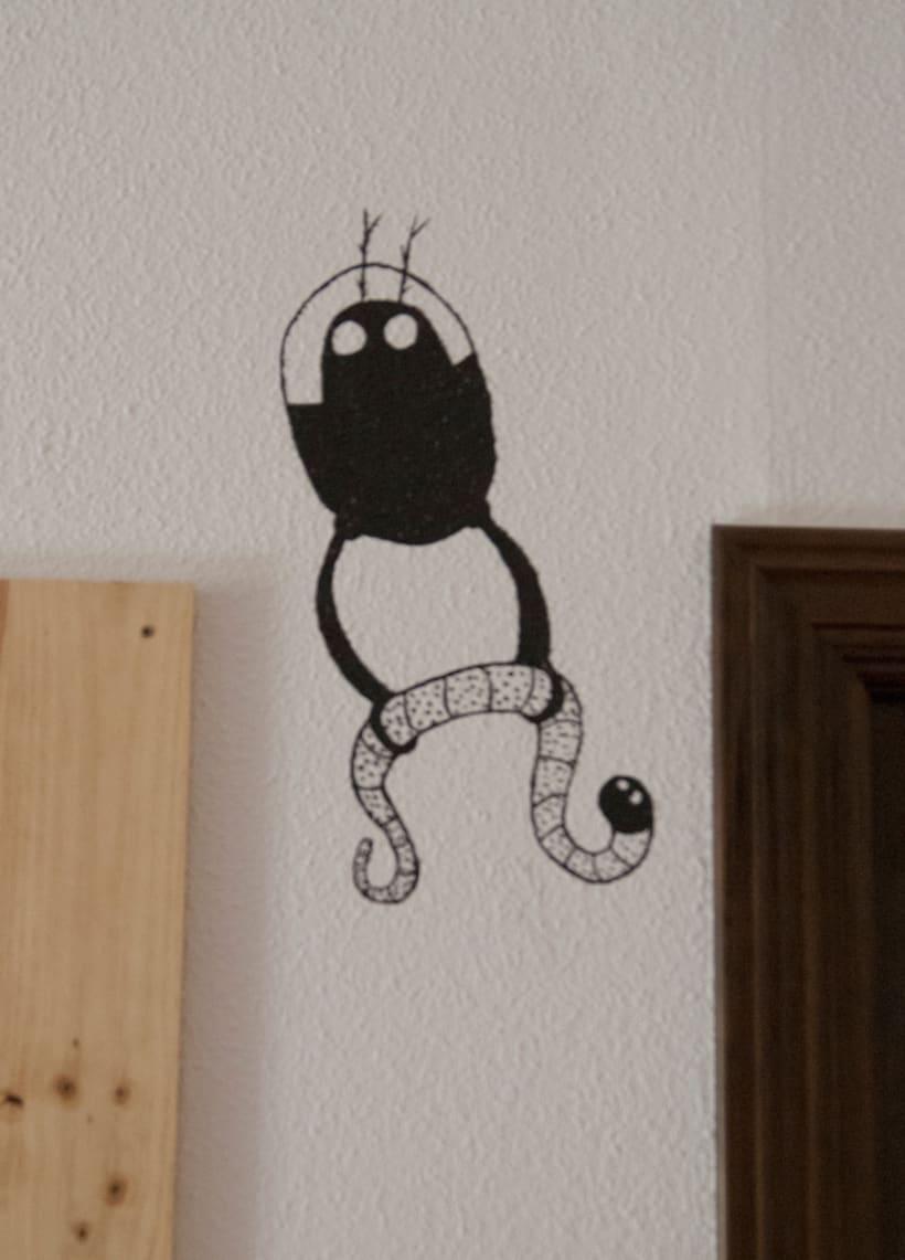"""""""Aliens vs. Insectos"""" para Rana Cowork 21"""