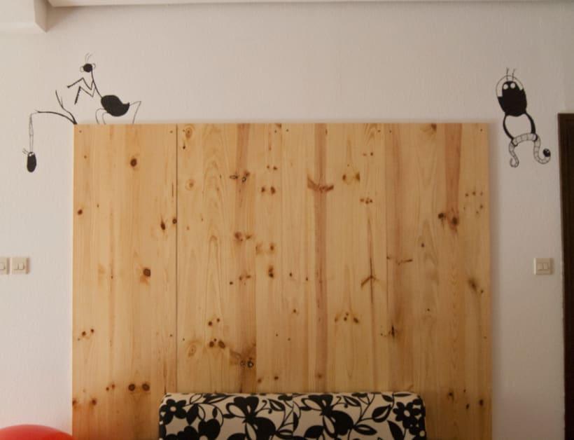 """""""Aliens vs. Insectos"""" para Rana Cowork 22"""