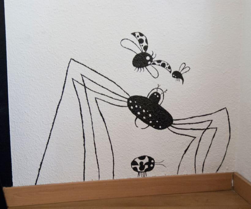 """""""Aliens vs. Insectos"""" para Rana Cowork 29"""