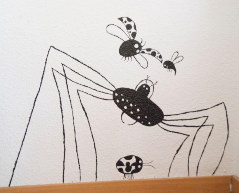 """""""Aliens vs. Insectos"""" para Rana Cowork 30"""