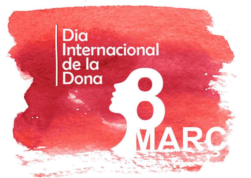 Cartel Día Internacional de la Mujer -1