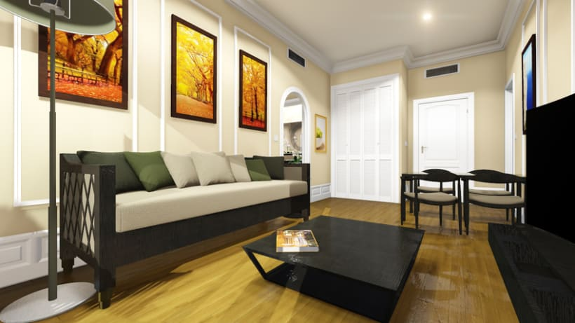 3D Restyling Resort Oliva NOVA 1