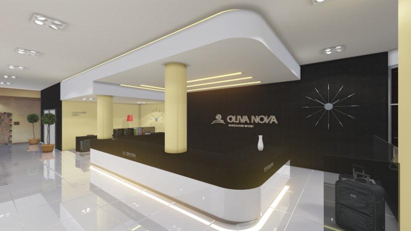 3D Restyling Resort Oliva NOVA 4