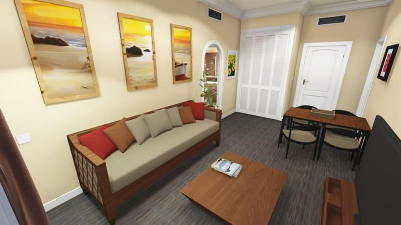 3D Restyling Resort Oliva NOVA 3