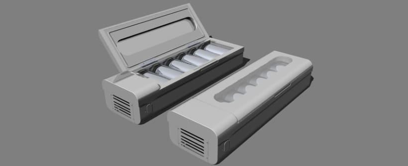 Enfriador Portátil para Latas de 355 ml       6CC-SC1 Smart Cooler 1 0