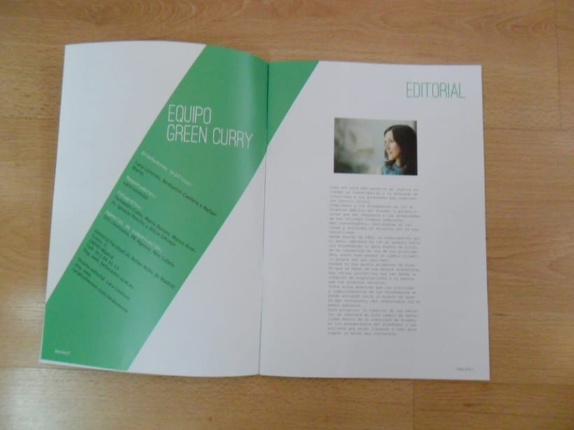 Green Curry (Eco design magazine) 1