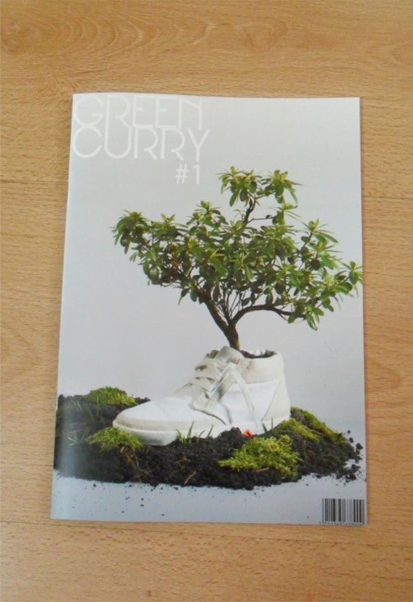 Green Curry (Eco design magazine) 0