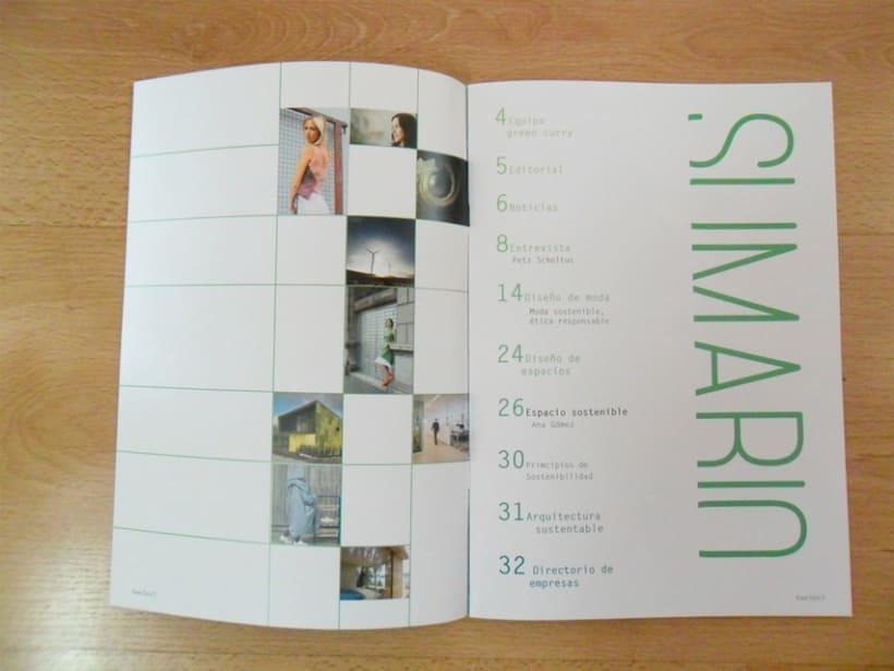 Green Curry (Eco design magazine) 2