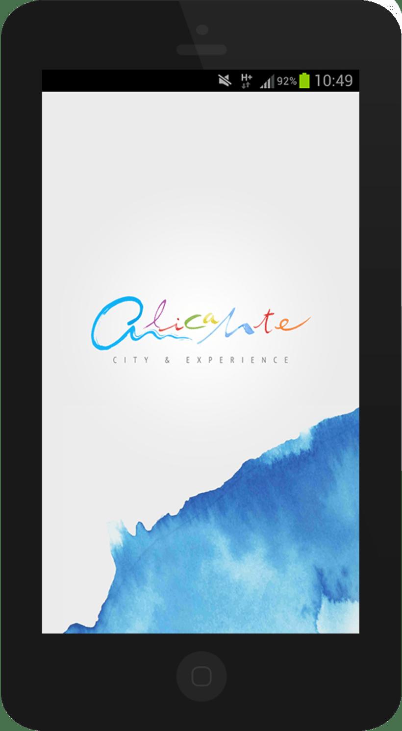Alicante City mobile app 0