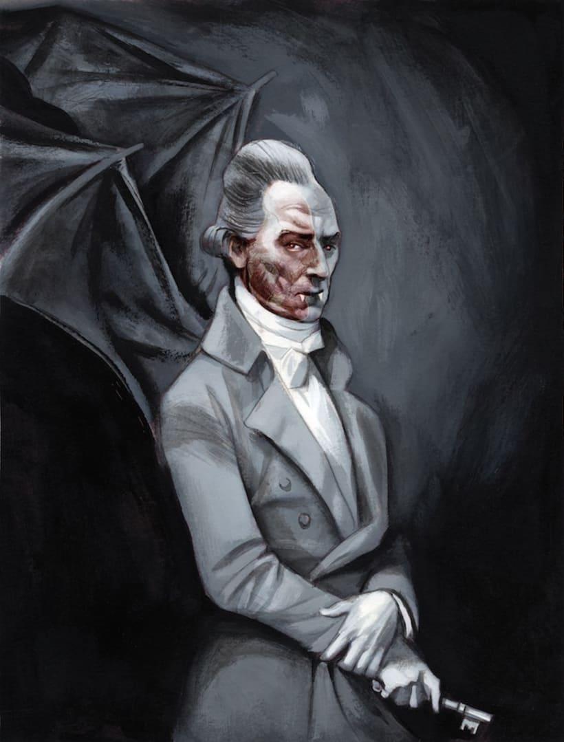 Drácula de Bram Stoker - Edición Ilustrada 0