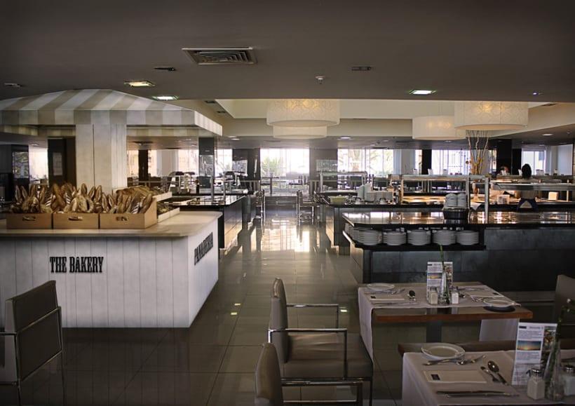 H10 Hotels Bakery -1