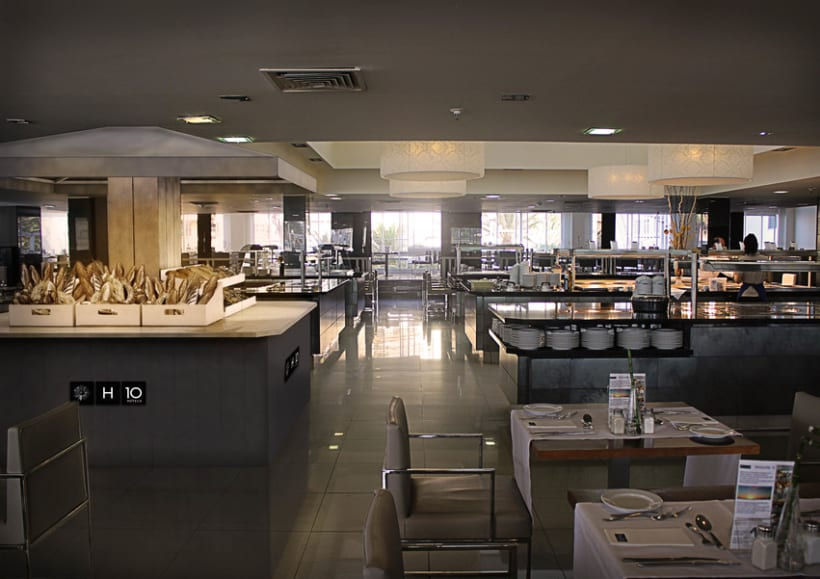 H10 Hotels Bakery 0