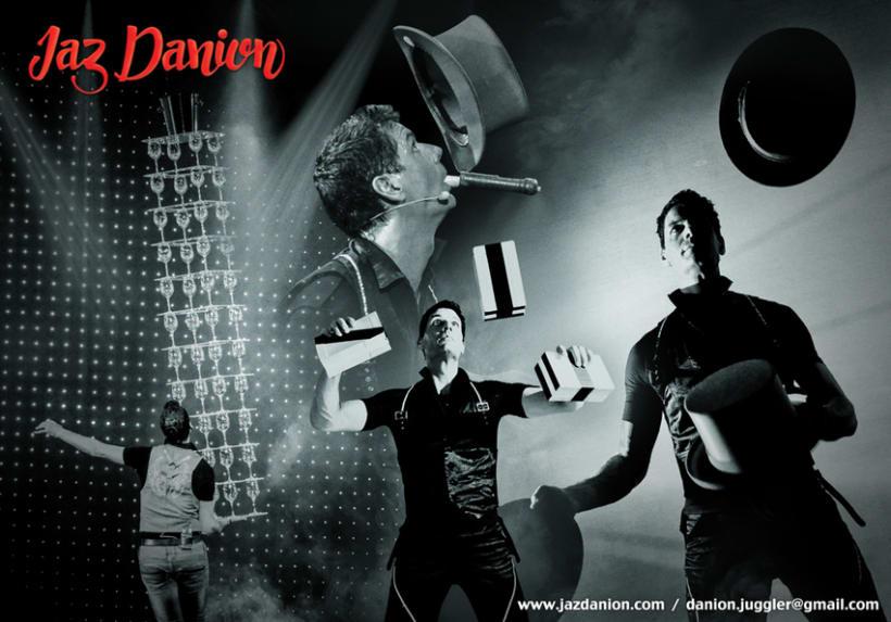 Jaz Danion 'Equilibrium' 5