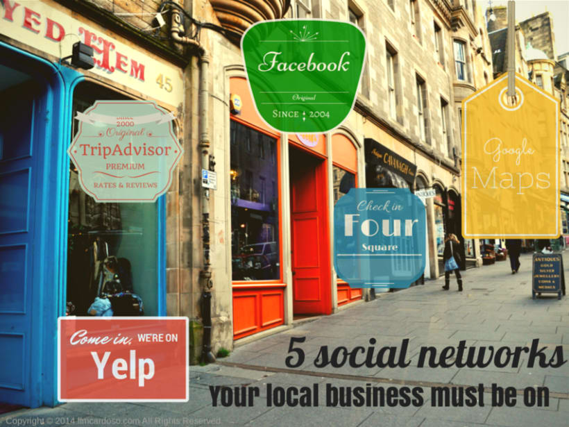 5 Social Networks your business must be on -1
