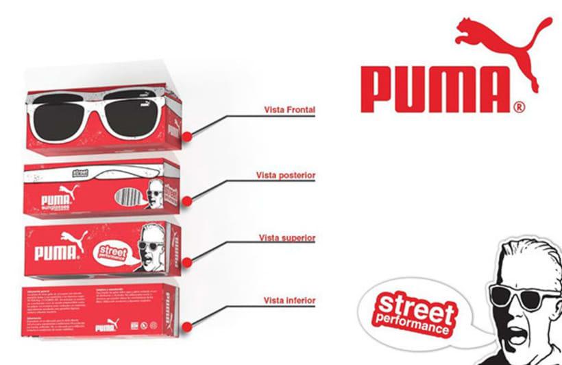 Puma glasses Street Performance -1