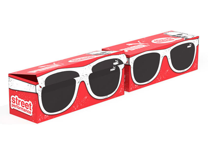 Puma glasses Street Performance 0