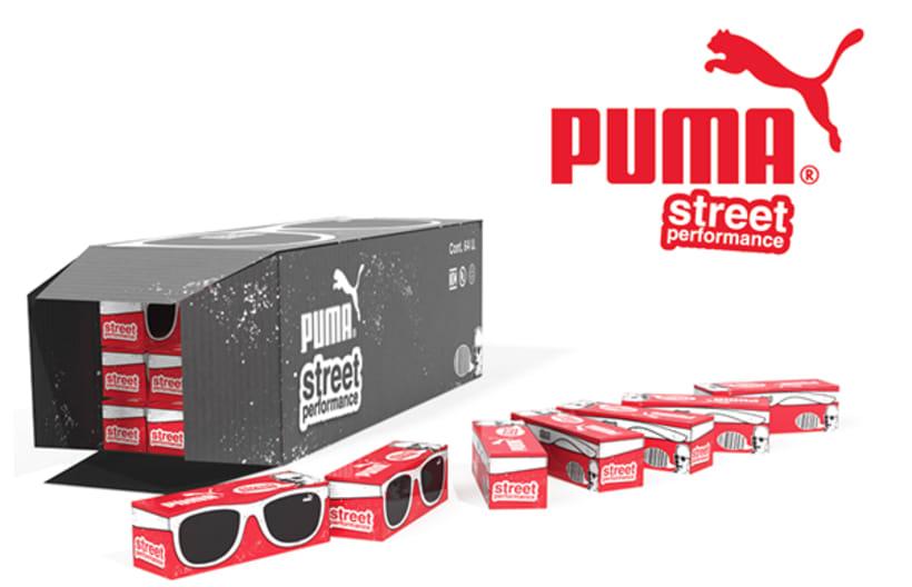 Puma glasses Street Performance 2