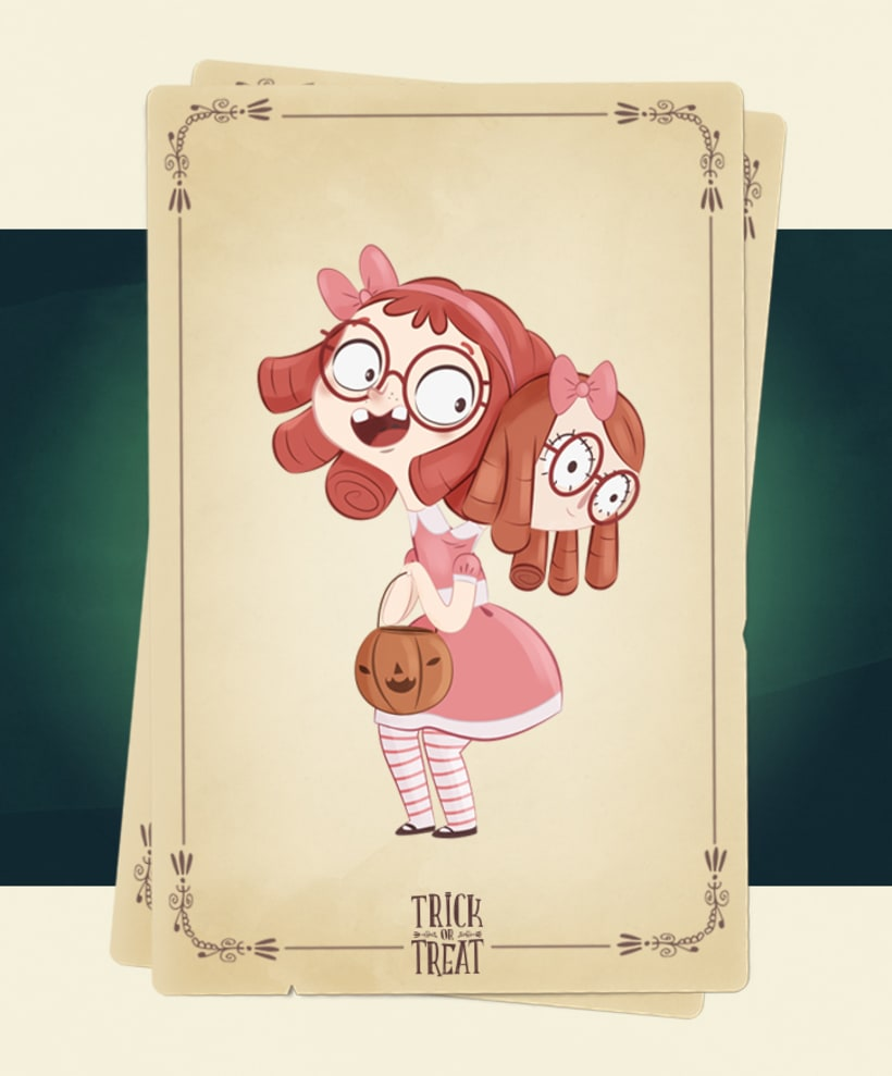 Trick or Treat 7