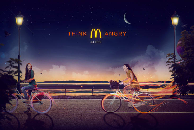 McDonalds: Think Angry 1
